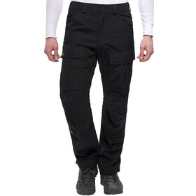 Lundhags Authentic - Pantalones de Trekking Hombre - Regular negro